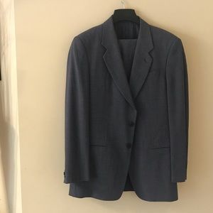 Giorgio Armani Men Gray Suit